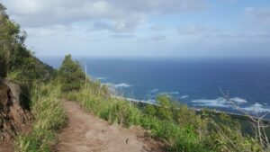 Kealia Trail, North Shore