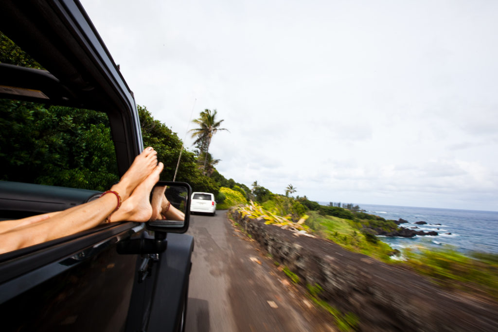 Oahu car rental - sometimes a car just can't be beat.