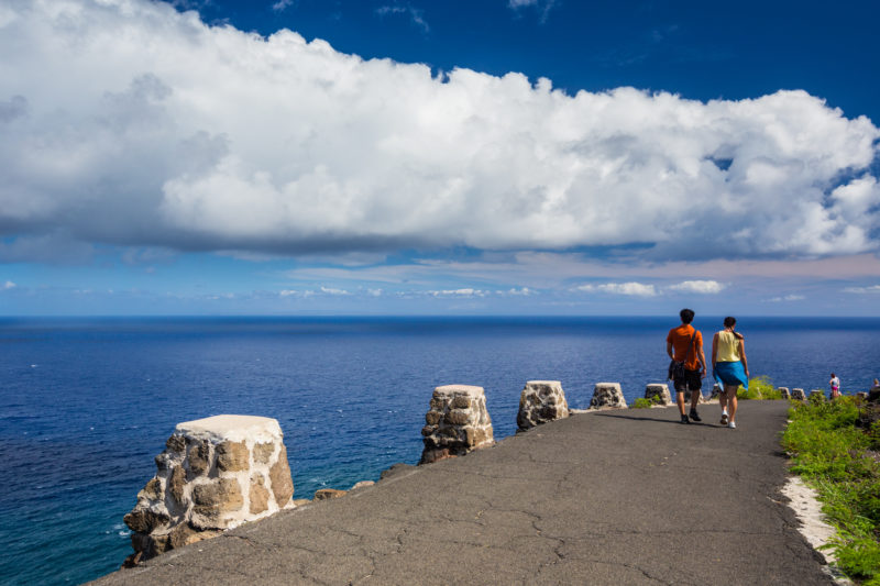 With its recent renovation, Makapuu trail is easy to walk up on.