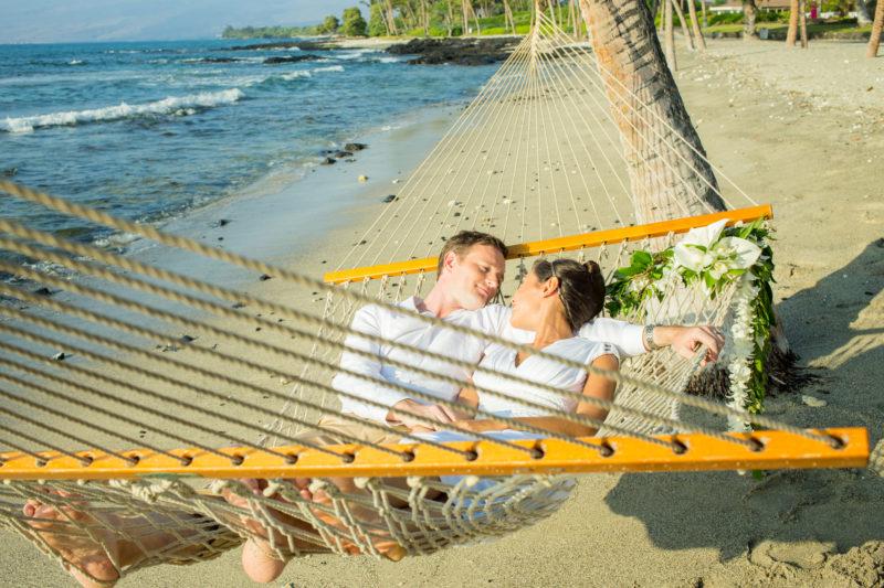 Hawaii wedding or Hawaii honeymoon?