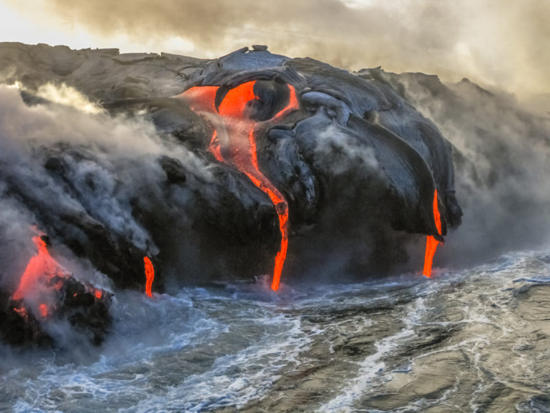 Our lava based islands can make Hawaii hiking dangerous.