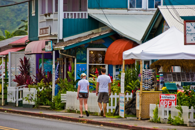 Hanalei town has plenty to keep you occupied.