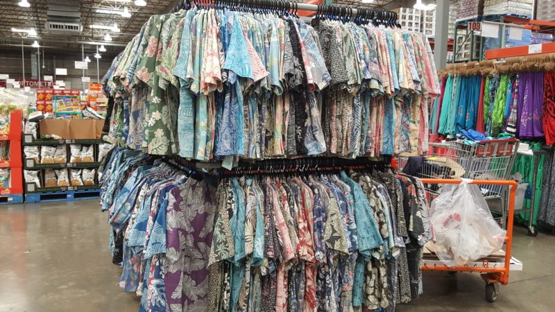 Aloha shirts for the serious businessman