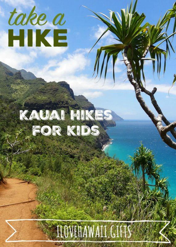 Kauai hikes for kids