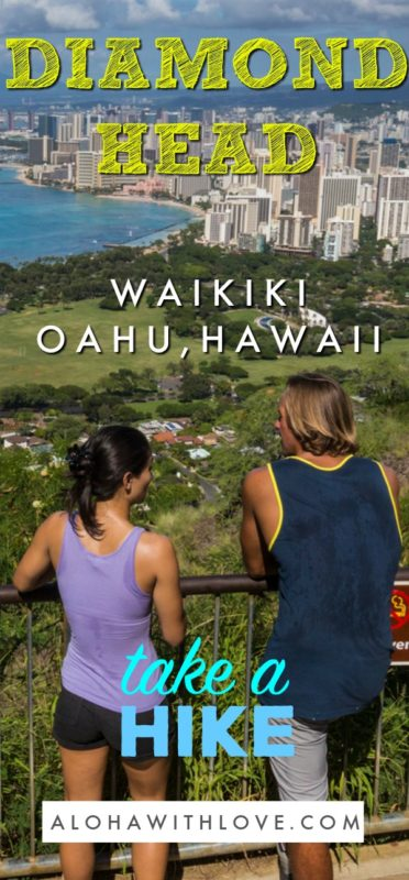 Hike Diamond Head in Oahu, Hawaii