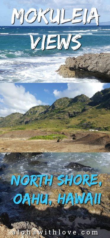 Mokuleia, North Shore, Oahu, Hawaii