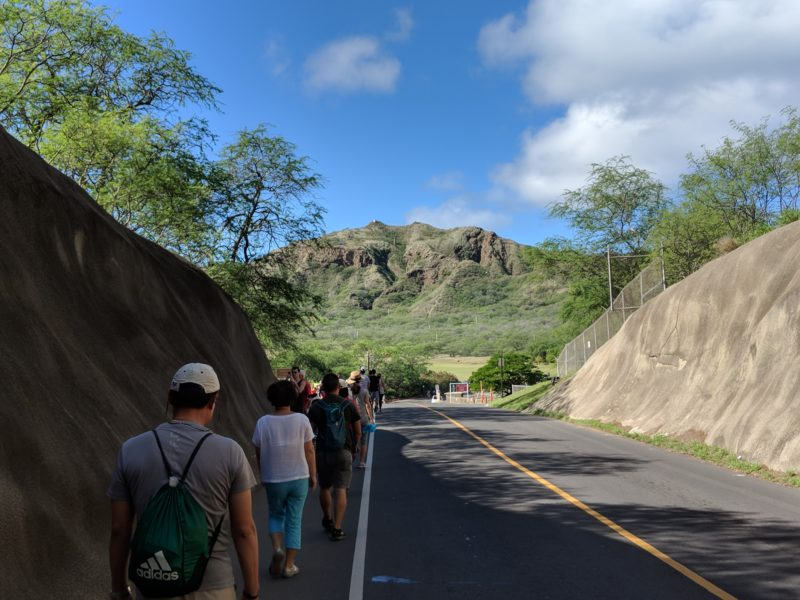 How to get to Diamond Head - Diamond Head Hike