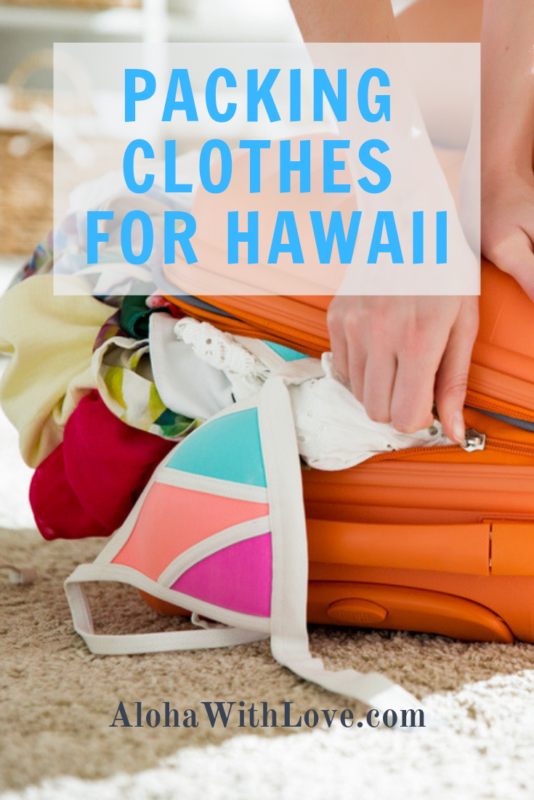 Need some help on what clothes to pack for Hawaii? I grew up in Hawaii and here are my tips! You'll be surprised by how many climates we have in our islands. - Clothes for Hawaii | clothes for Hawaii vacation | clothes for Hawaii vacation for women | clothes for Hawaii outfit ideas | clothes for Hawaii vacation cute outfits | bathing suits | shoes