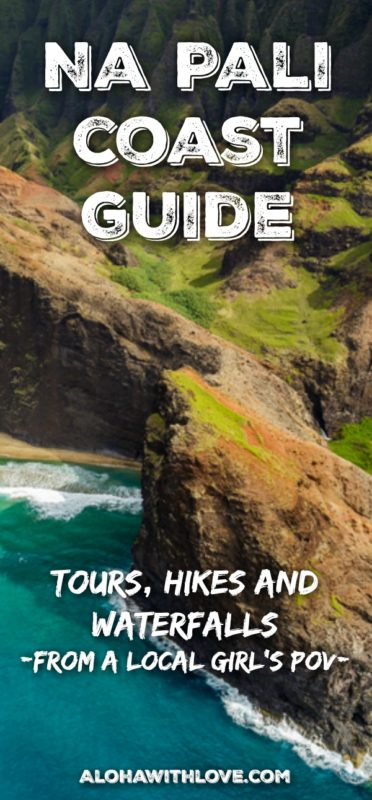 The Na Pali cliffs on Kauai, Hawaii are a must-see, but how do you see something so big?! Here's a guide to the variety of options you have on exploring this treasure. A local guide by a local Hawaii girl.