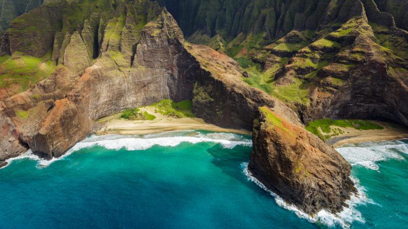 Kauai hikes with Na Pali views
