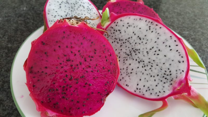 150 Things To Do On Oahu - Eat a dragonfruit