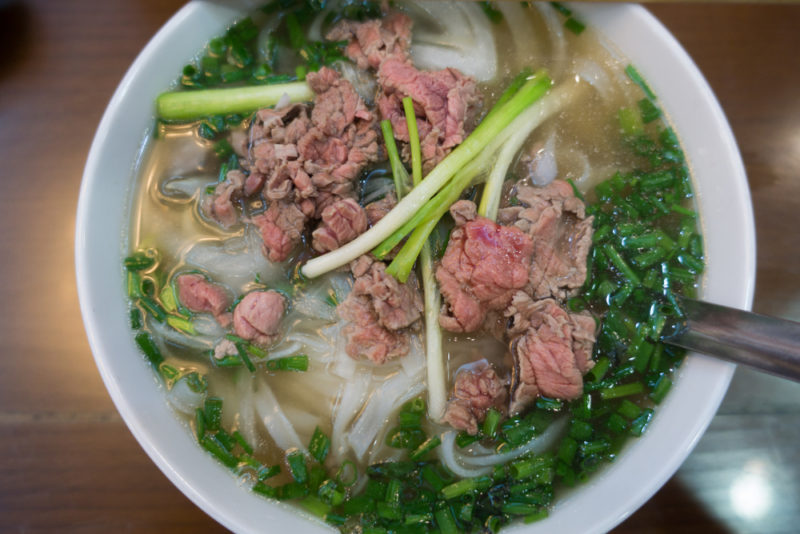 150 Things To Do On Oahu - Eat pho in Chinatown.