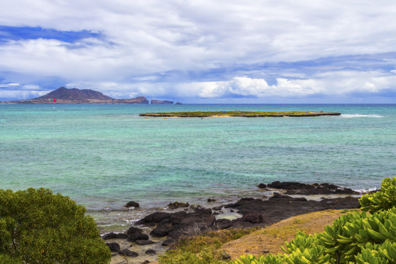 150 Things To Do On Oahu - Flat Island, Popoia.
