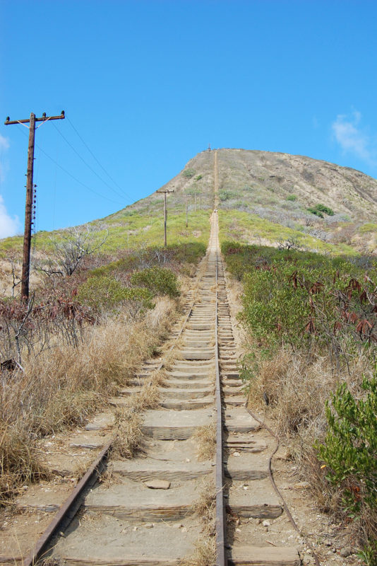 150 Things To Do On Oahu - Climb Koko Head.