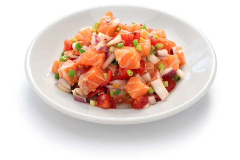 150 Things To Do On Oahu - Eat fresh lomi lomi salmon.