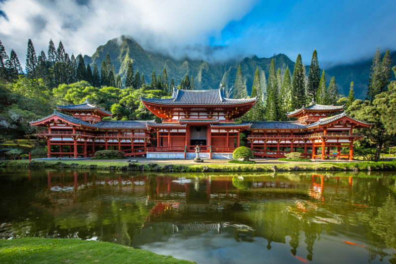 150 Things To Do On Oahu - Byodo-In