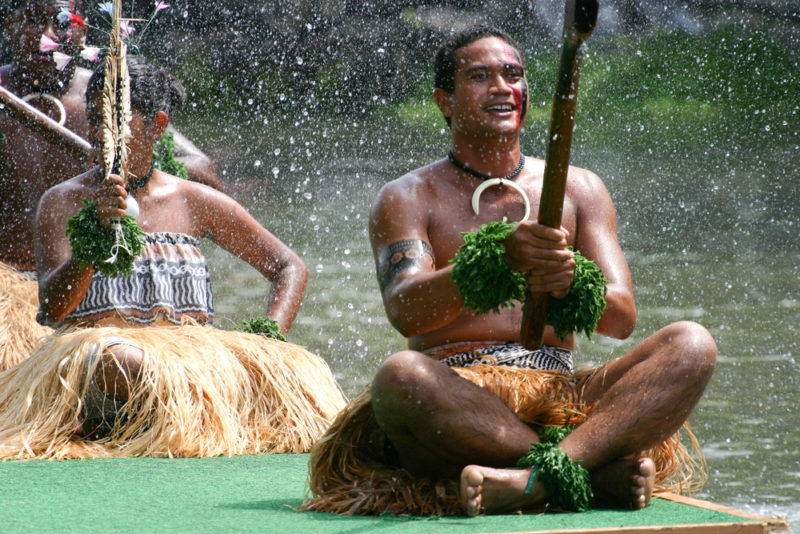 Polynesian Cultural Center is the place to be for fantastic Polynesian and Hawaiian shows.