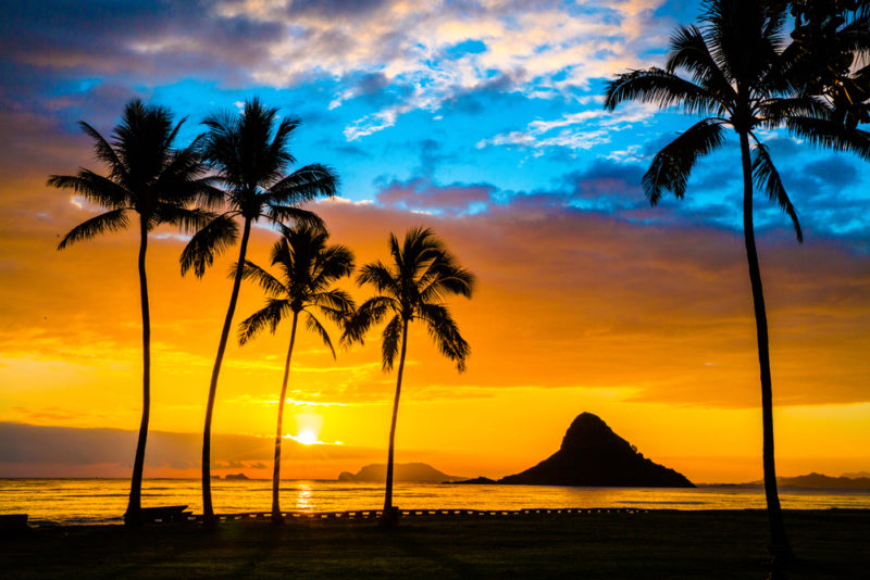 150 Things To Do On Oahu - Step foot on Chinaman's hat.