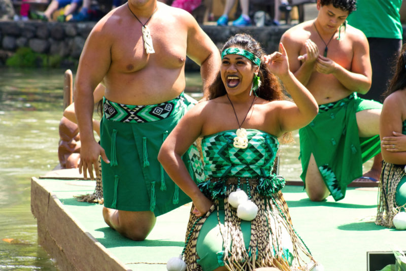 Polynesian Cultural Center New Zealand.