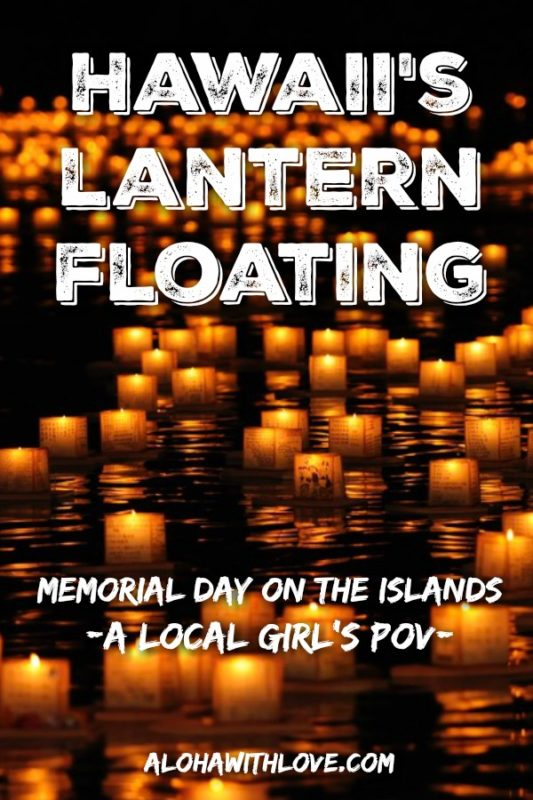 Hawaii's annual Lantern Floating Ceremony may make you cry, but the tears will be worth it. The ceremony is haunting and bittersweet as thousands of floating lanterns off Ala Moana beach make their way out to sea. If you have the chance to go, reserve some time to see this spectacular sight that grows every year!