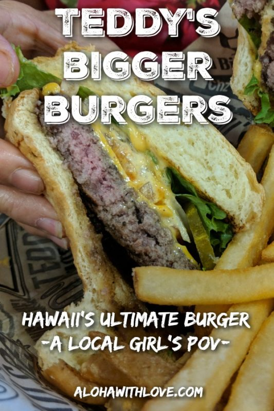 Burgers may not be the first food you're thinking to eat in Hawaii, but it's one of the best burgers you can find in Hawaii. Teddy's Bigger Burgers got their start in Hawaii and have been going strong since 1998. The burgers here are superb and you should definitely make one of their joints a stop on your itinerary.