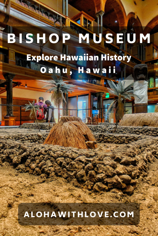History buffs traveling to Oahu, Hawaii should check out the Bishop Museum for Hawaiian history, folklore, ancient Hawaiian artifacts, musical instruments, fishing tools and even items originally belonging to Kamehameha I! - Bishop museum Oahu | Bishop museum Hawaii | Bishop museum art | Bishop museum history | Bishop museum exhibitions | Bishop museum travel