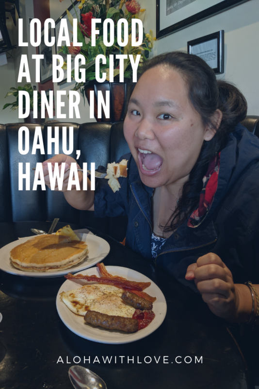 Try some local food at this super casual diner in Oahu, Hawaii. With menu names like Grandma's kimchee and Big Island macadamia nut, the only problem you'll have is choosing what to eat! Tips from a local Hawaii girl.