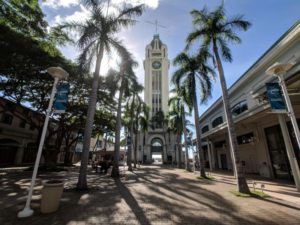 Aloha Tower picture.