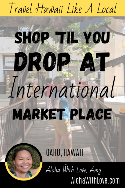International Market Place Has Something For Everyone