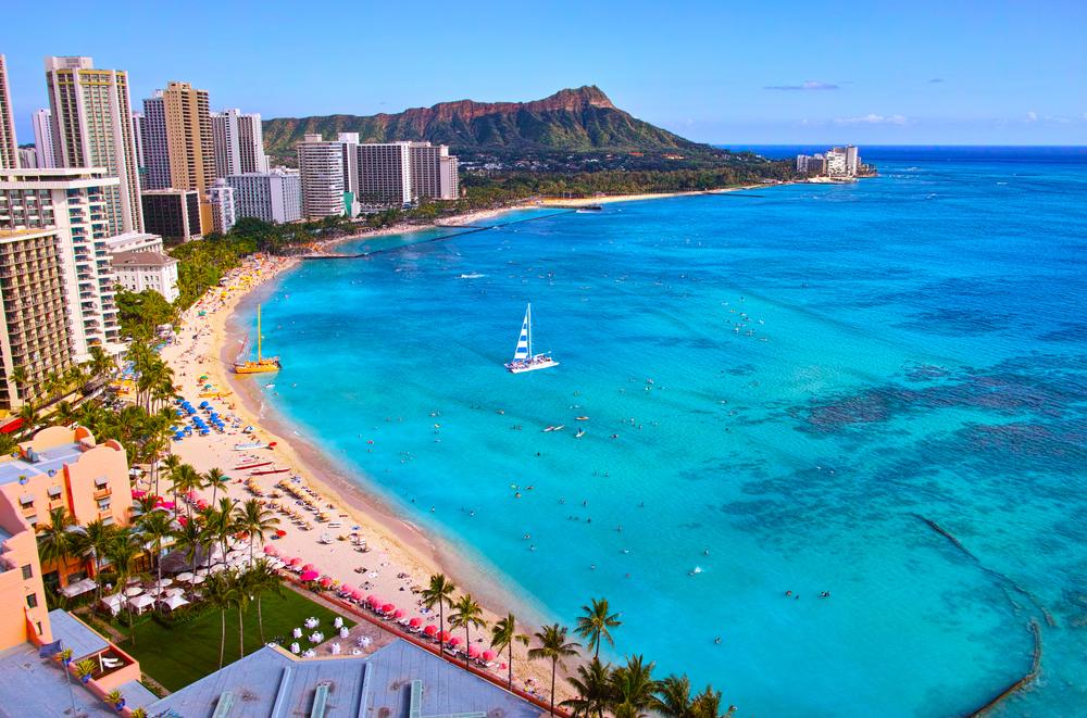 Waikiki Beach Walking Tour