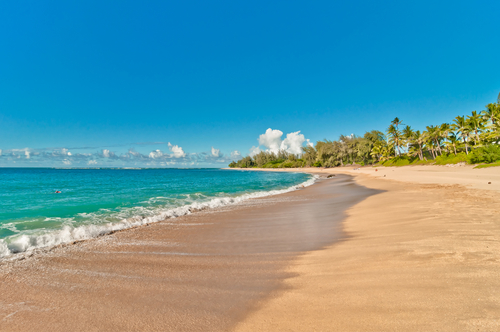 Best beaches in Hawaii: Haena Beach. Hawaii travel. Things to do in Kauai. Things to do in Hawaii.