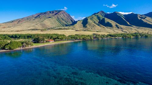 Best beaches in Hawaii: Olowalu Beach. Hawaii travel. Things to do in Maui. Things to do in Hawaii.