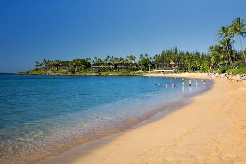 Best beaches in Hawaii: Napili Beach. Hawaii travel. Things to do in Maui. Things to do in Hawaii.