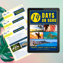 14 Days On Oahu