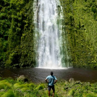 Hawaii waterfall hikes
