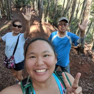 Hiking Aiea Loop Trail With My 75-Year Old Uncle (1)